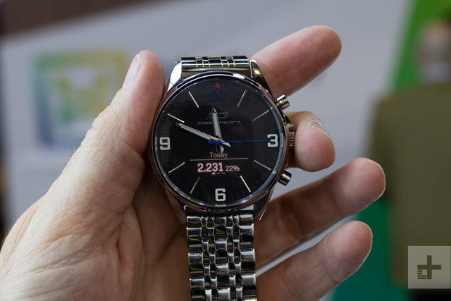 oskron smartwatch product impressions ces 2019 4