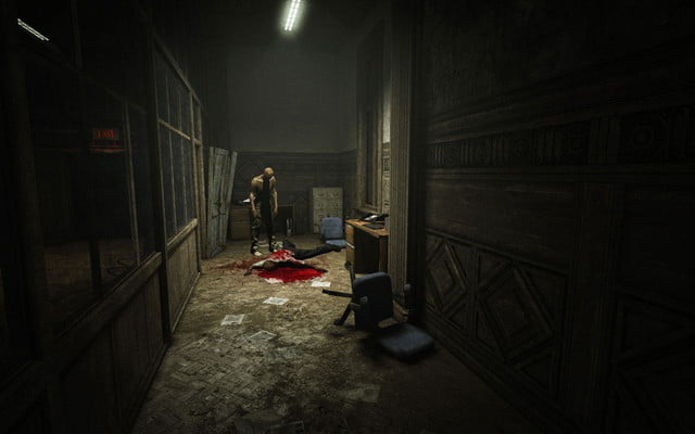 Outlast screenshot 4