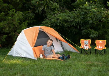 Get $84 in Savings with Walmart's Ozark Trail Kid's Camping Tent