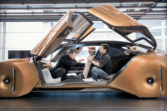 bmw vision next 100 news specs pics performance p90212340 highres