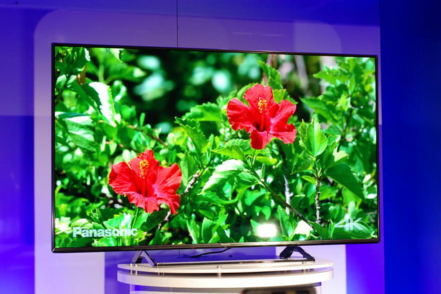 panasonic cx850 4k uhd tv at ces 2015 video 5