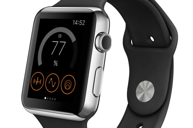 Apple Watch app Zik 3