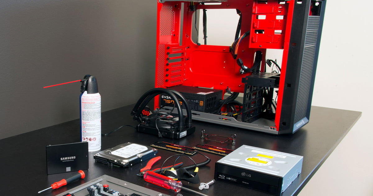 How To Troubleshoot A Diy Pc That Won T Start Digital Trends