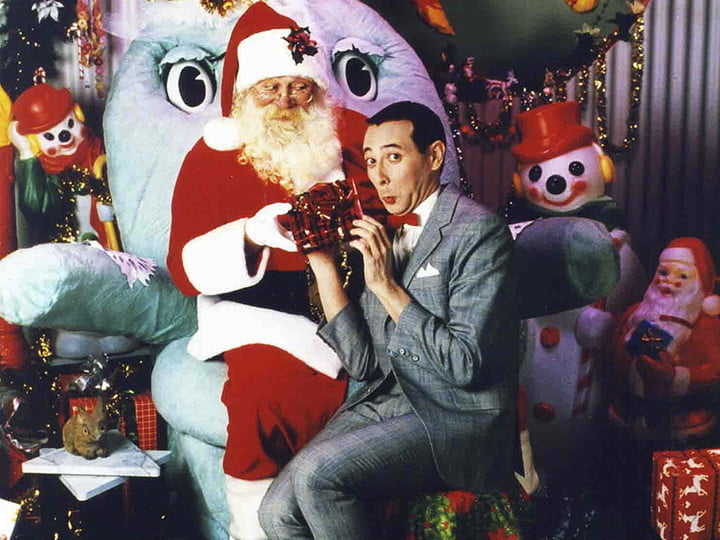 Pee-Wee's-Playhouse Christmas-Special 1988
