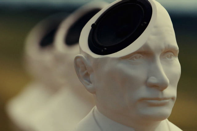 vladimir putin speaker from petro wodkins for sound of power 2