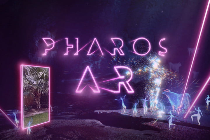 Step into Childish Gambino's musical universe with the Pharos AR app