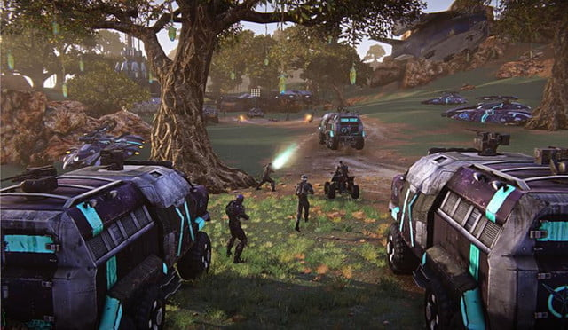 best free ps4 games planetside 2