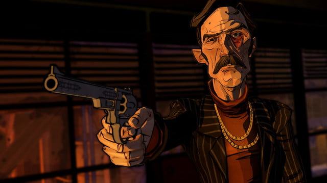 The Wolf Among Us: Episode 5 - Cry Wolf screenshot 1