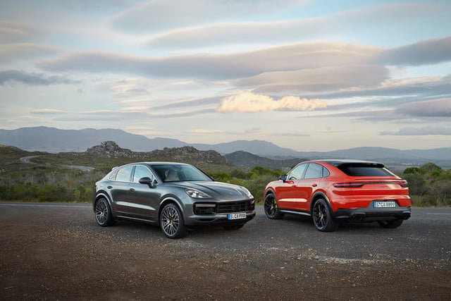 the 2020 porsche cayenne coupe is all about style 5