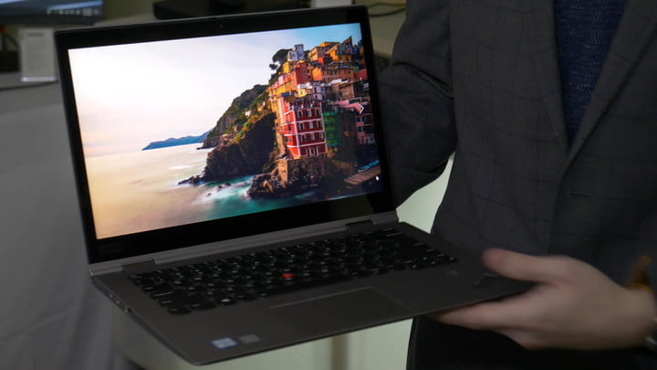 Lenovo ThinkPad X1 Yoga 3rd-gen hands-on review