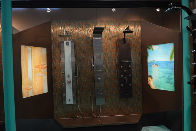 luxury home items from kbis 2016 pulse showerspas