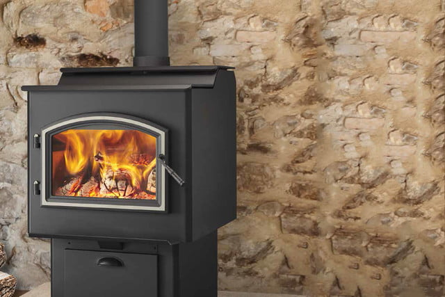 quadra fire introduces a thermostat controlled wood stove adventure series 006