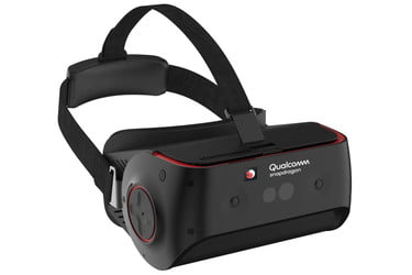 Qualcomm's Latest Stand-Alone VR Headset Includes Tobii Eye