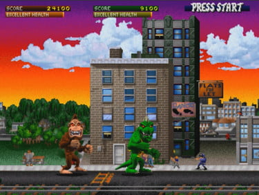 Excited for 'Rampage'? You Can Play the Arcade Game Online for Free