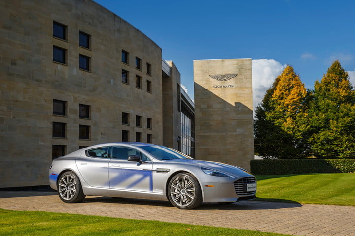James Bond may ditch his V12 Aston Martin for electric power, report says