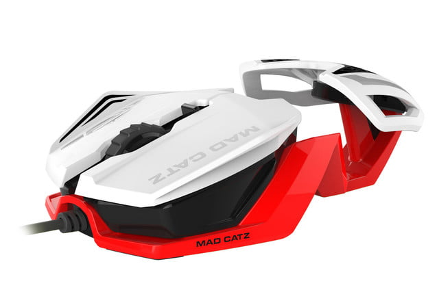 mad catz r a t 1 lets you make and use your own customised components rat1 05