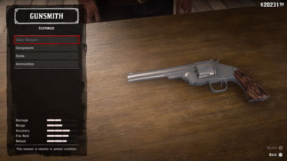 Red Dead Redemption 2': The Best Guns and Where to Find Them