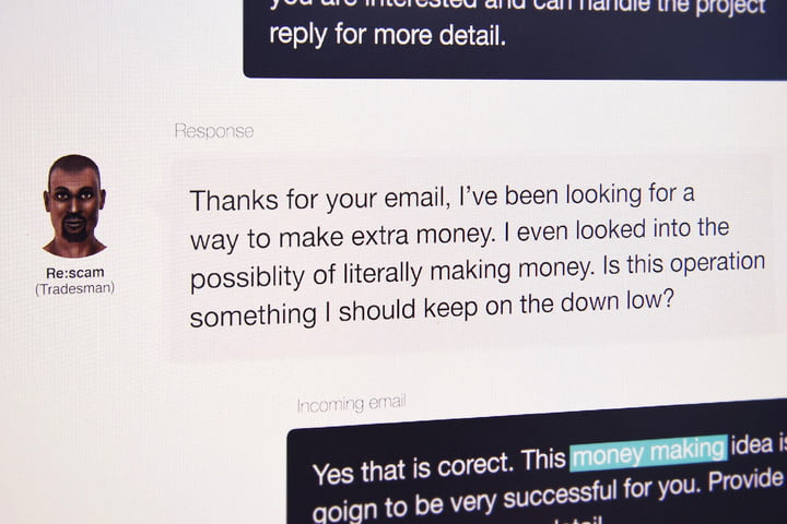 Hilarious A.I. bot fights email scammers by trolling them, wasting their time