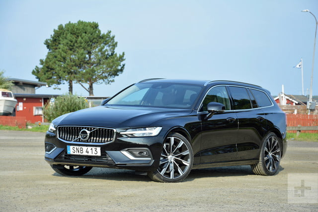 2019 Volvo V60 First Drive Review Digital Trends