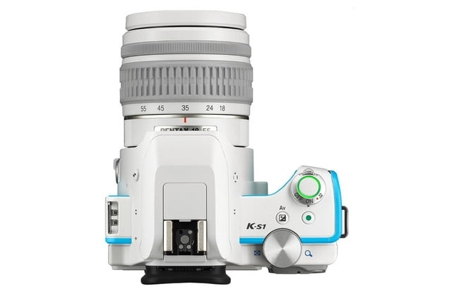 ricoh adds sweet touch dslrs candy colored pentax k s1 ks1 1