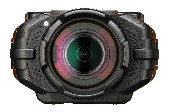 ricoh unveils its first action camera wg m1 1