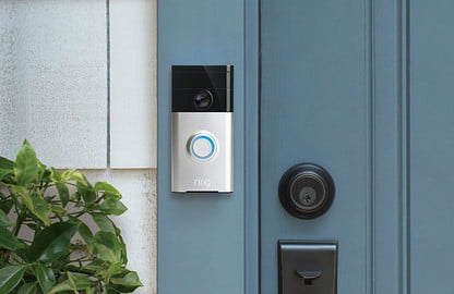 A Security Flaw Leaves Ring Doorbells and Cameras Vulnerable