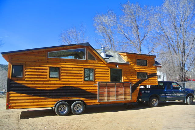 best tiny homes on wheels rio grande gooseneck rocky mountain houses & The 6 Best Tiny Homes on Wheels | Digital Trends