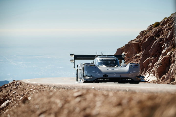 Volkswagen I.D. R at Pikes Peak
