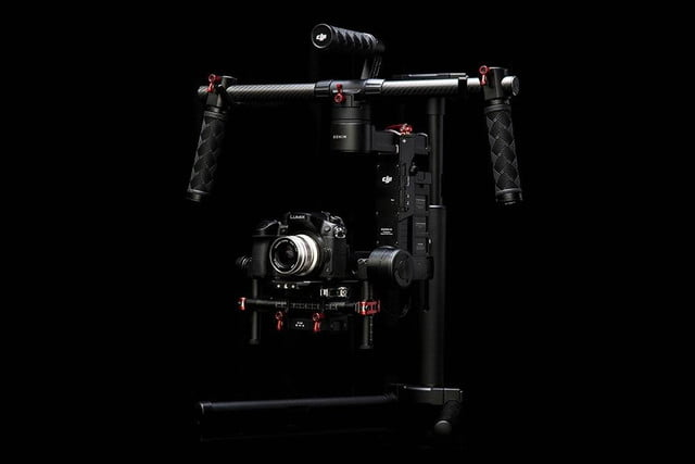 djis ronin m gimbal lets you single handedly create smooth hollywood style videos 8