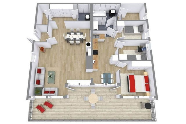 sites and apps that make home design decor easy roomsketcher 5