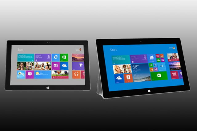 Surface 2 vs. Surface RT: Spec Comparison | Digital Trends