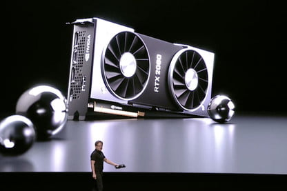 Nvidia Speculated to Drop Ray Tracing from GeForce RTX