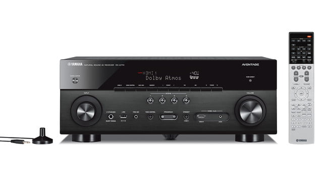 yamaha aventage rx a 70 series receivers 2017 pricing availability rxa770blfructr f