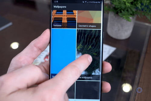 Galaxy S9 Look Like Stock Android