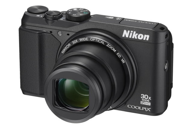 nikon unveils whopping 9 new coolpix point shoots minor updates s9900 bk front34l lo w
