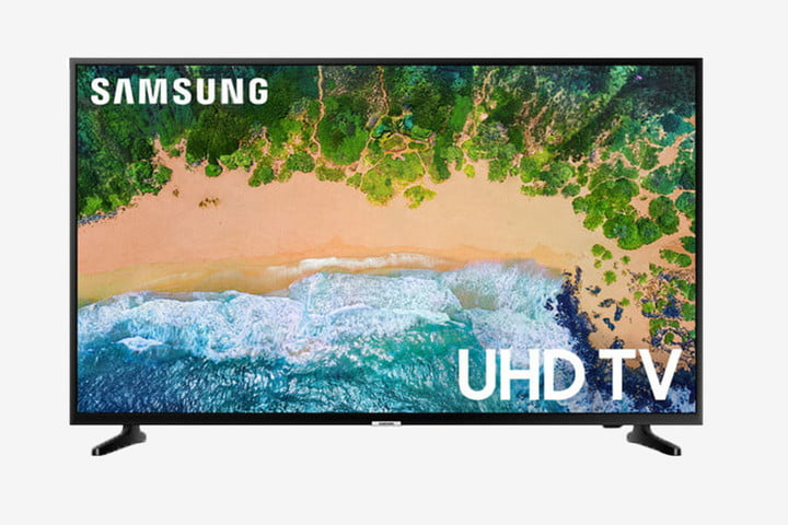 Experience 4K on the cheap with this great deal on a 55-inch Samsung 4K Smart TV