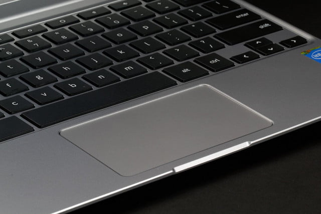 Samsung Chromebook 2 XE500C12-K01US review touchpad