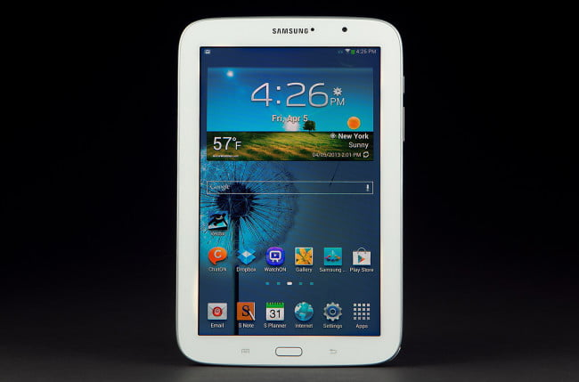 samsung galaxy note 8 0 review android home 650x0 - Tips and Tricks to enhance your user experience on Galaxy Note
