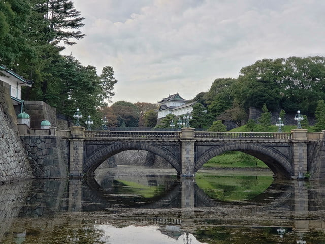 Samsung Galaxy Note 9 Optical zoom vs. Digital zoom: Imperial Palace