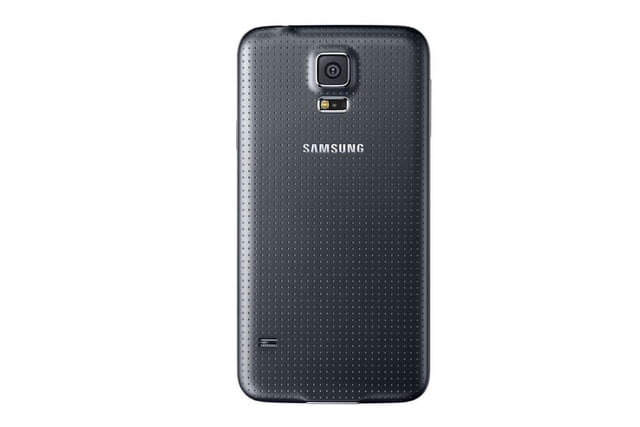 galaxy s5 makes debut samsung unpacked event mwc 2014 black 11