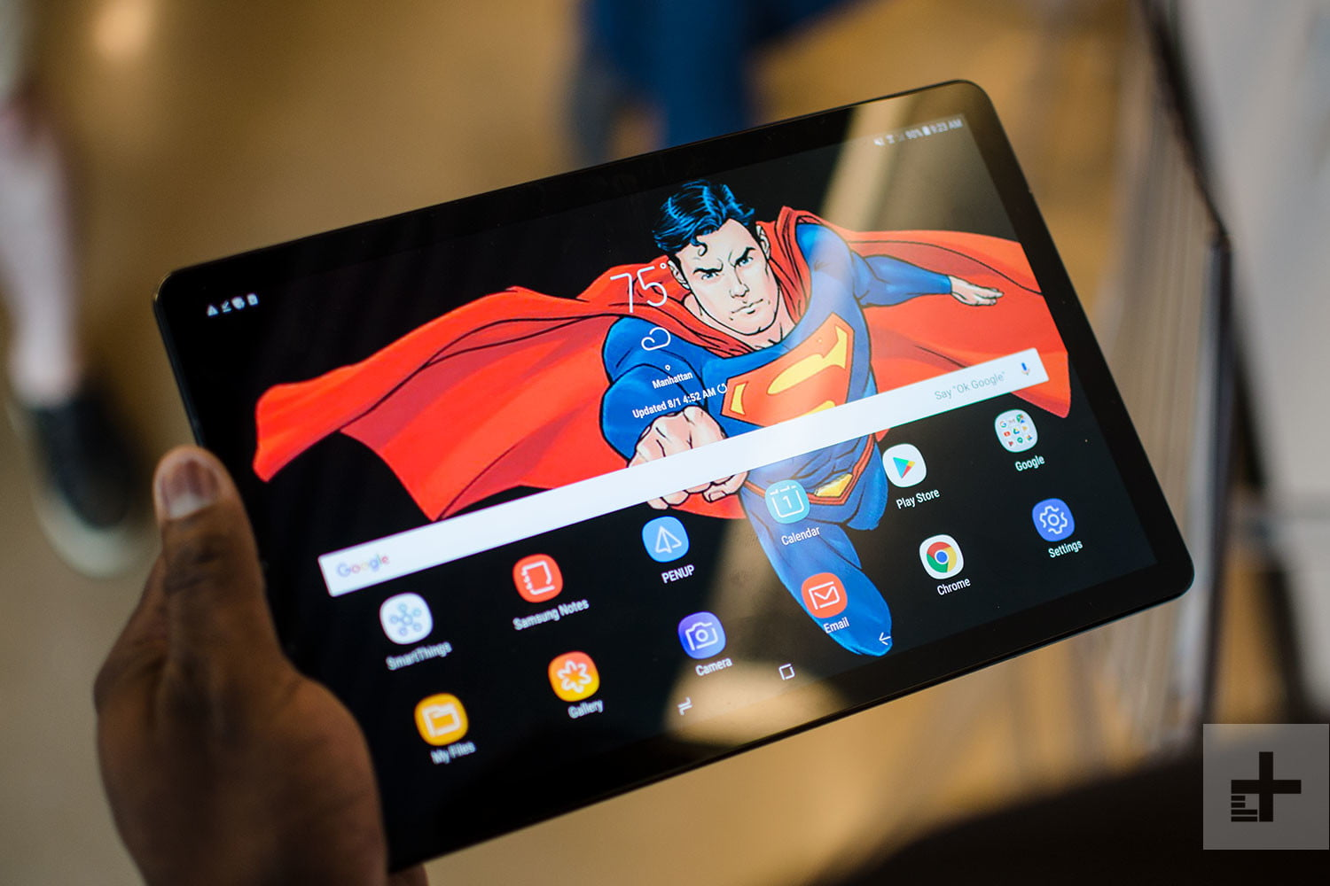 The Samsung Galaxy Tab S4 Might Just Revolutionize Android Tablets