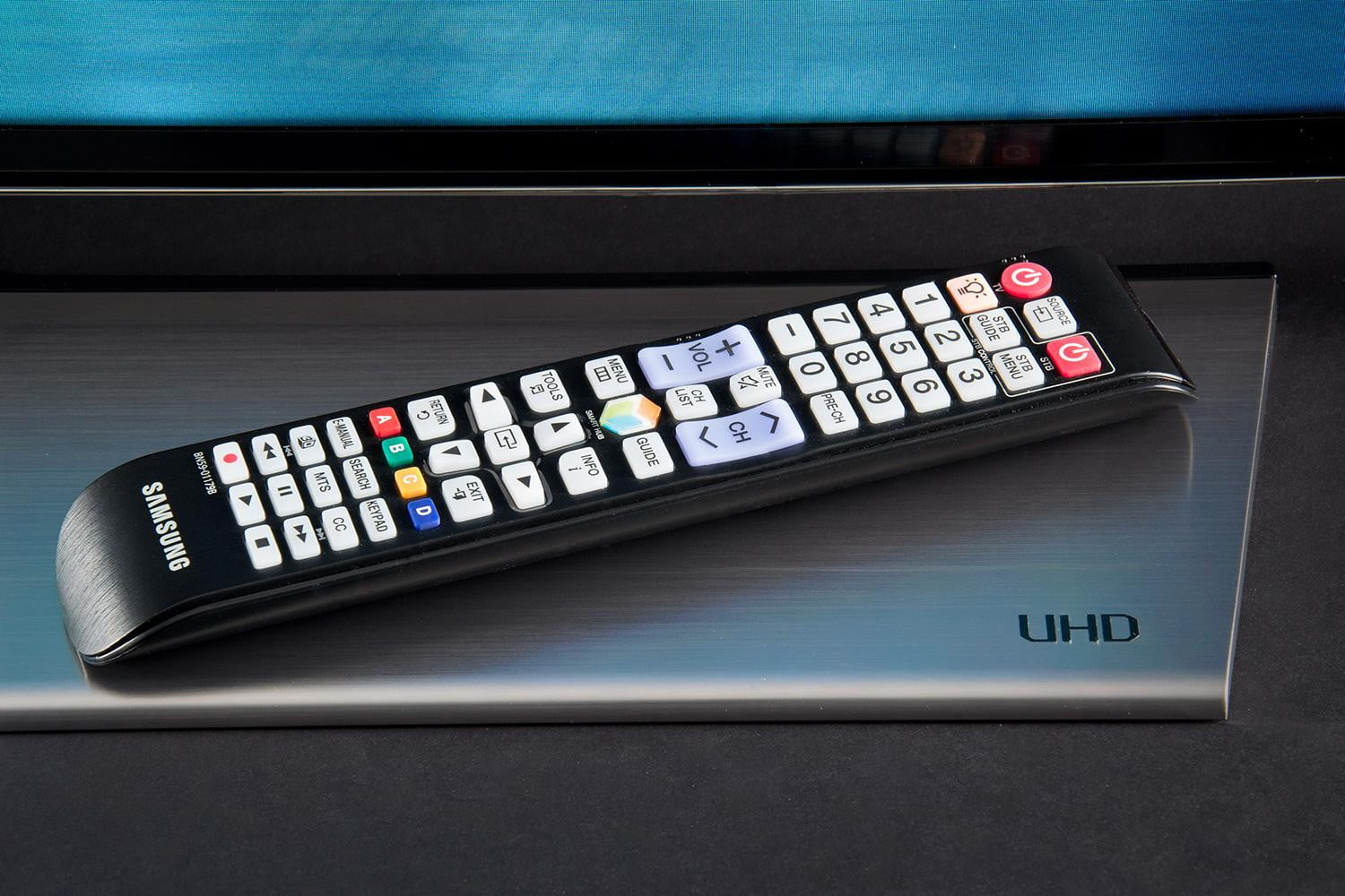 Samsung HU8550 TV 65 big remote