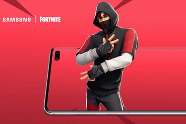 new style fd7f3 000ba How to Unlock the iKONIK Skin in Fortnite: Show Your Love For K-Pop ...