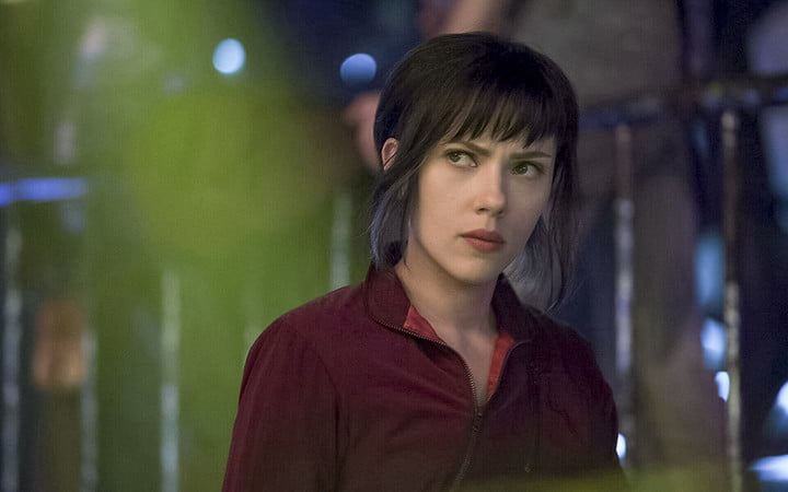 highest paid actresses scarlett johansson  ghost in the shell