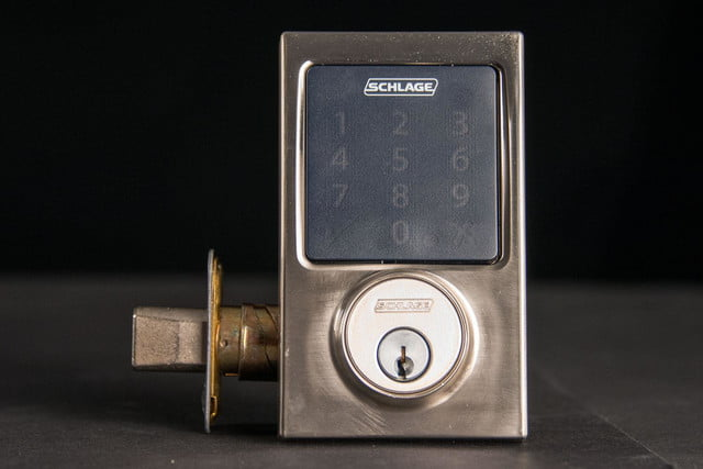 Schlage Connect BE469NX keypad