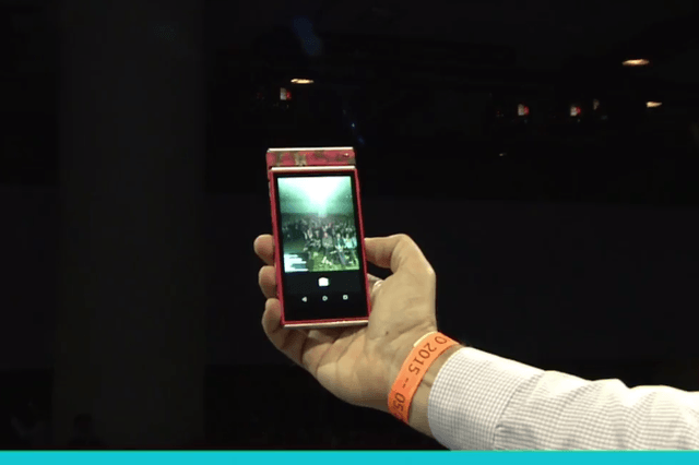project ara takes first picture