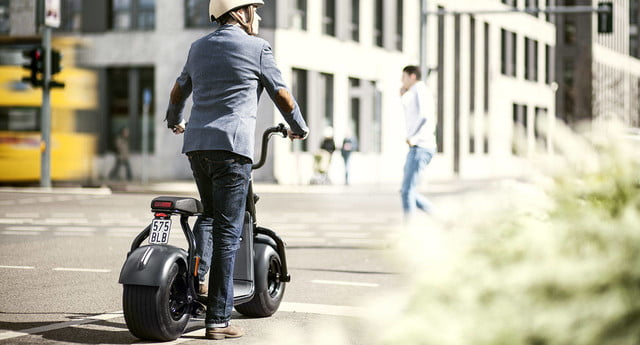 scrooser electric scooter minimalist design urban transport outdoor 10