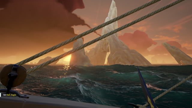 sea of thieves rock formations