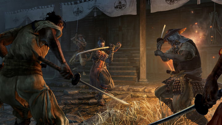 sekiro shadows die twice swords
