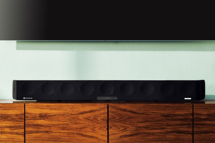Sennheiser says you have to hear its new Ambeo soundbar to believe it